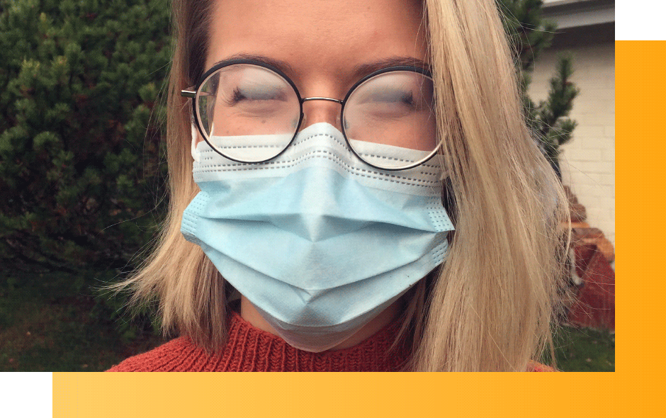 Huurtuvat silmälasit – mitä tehdä?
