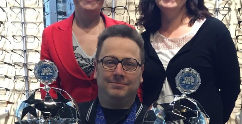 Biljardi ja silmälasit