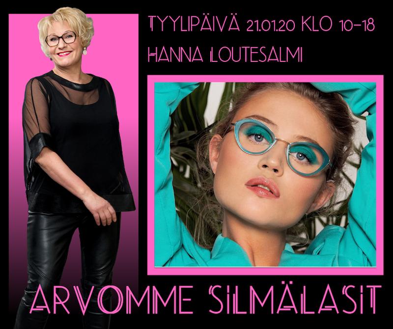 21.1 Tyylipäivä Tampereen Näkökeskuksessa