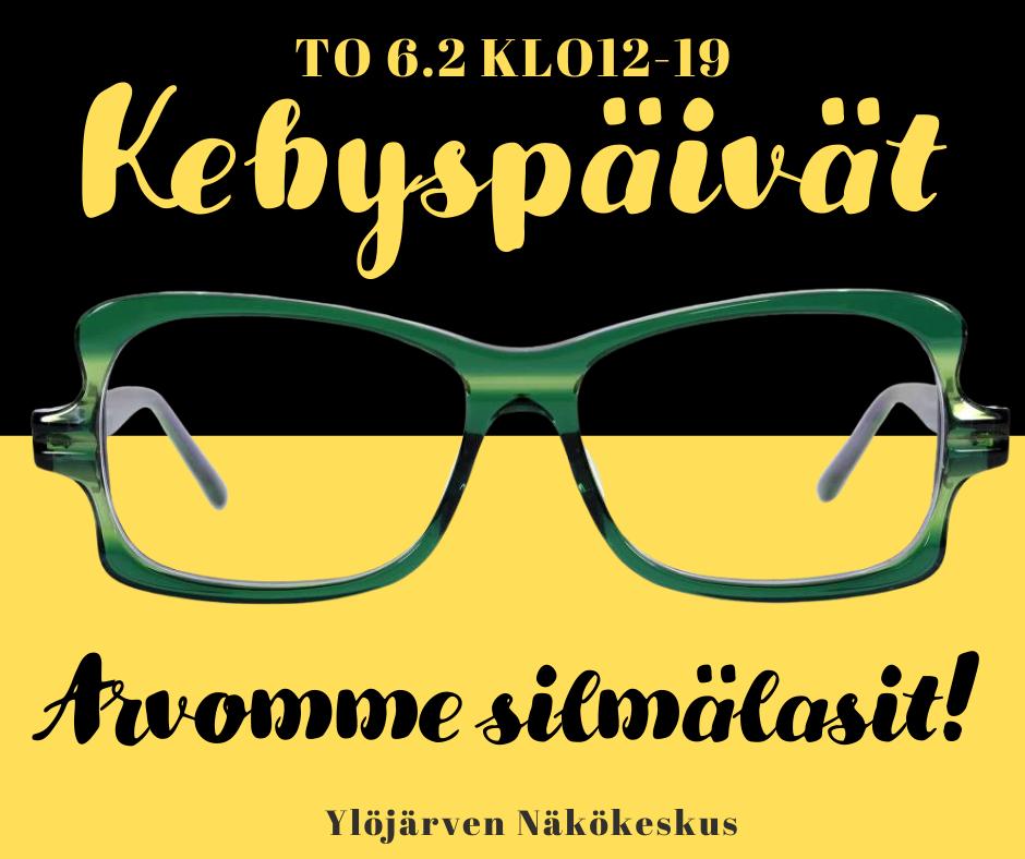 Kehyspäivät Ylöjärvellä torstaina 6.2 klo 12-19